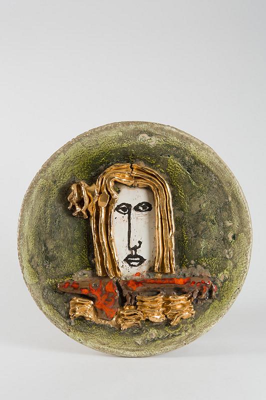 Imrich Vanek - Žena s jazvečíkom