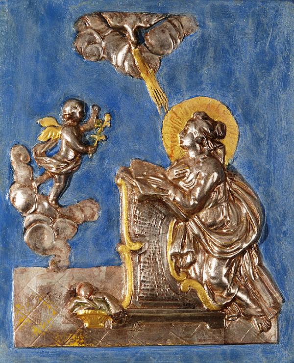 Stredoeurópsky sochár z 2. polovice 18. storočia - Zvestovanie