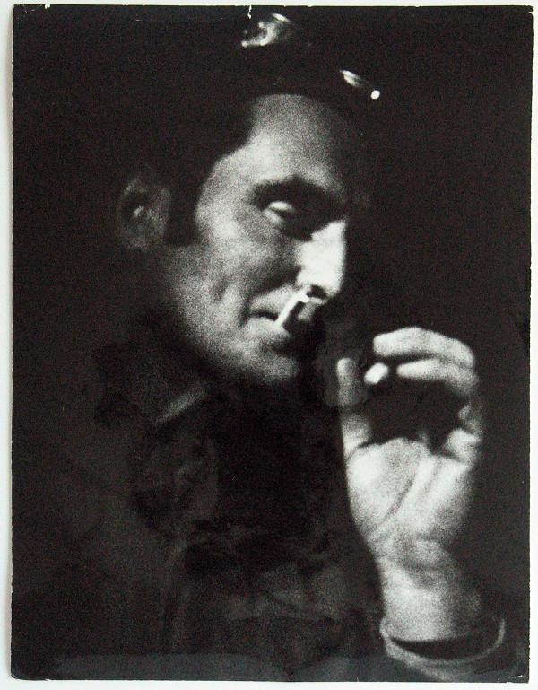Martin Martinček – Liptovská Mara (Zvárač hutných montáží Ostrava), cyklus čiernobielych fotografií, 60 ks