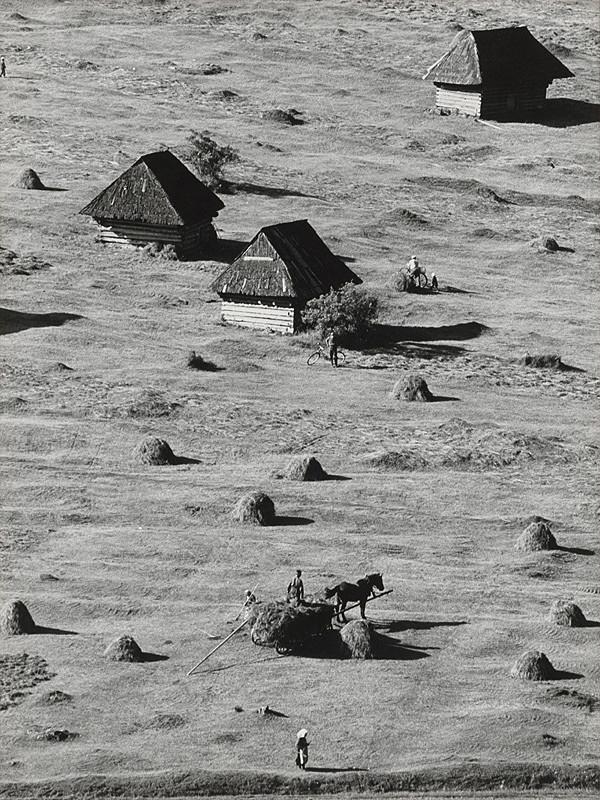 Martin Martinček - Liptov cyklus čiernobielych fotografií 15ks