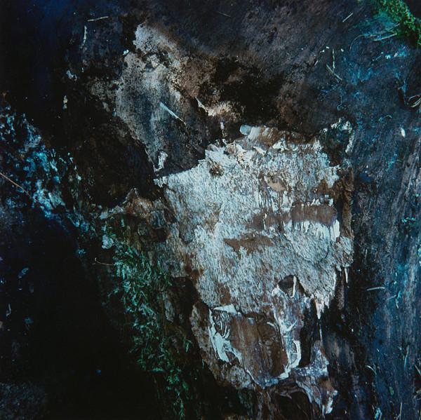 Martin Martinček – Kompozícia v modrom II. z cyklu Tajomstvo hory