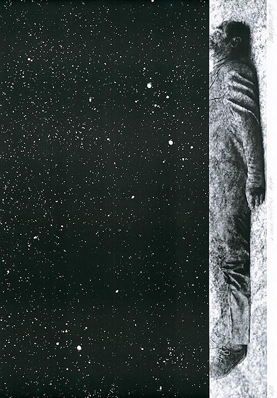 Rudolf Sikora – Z cyklu Pozemšťan II. - diptych