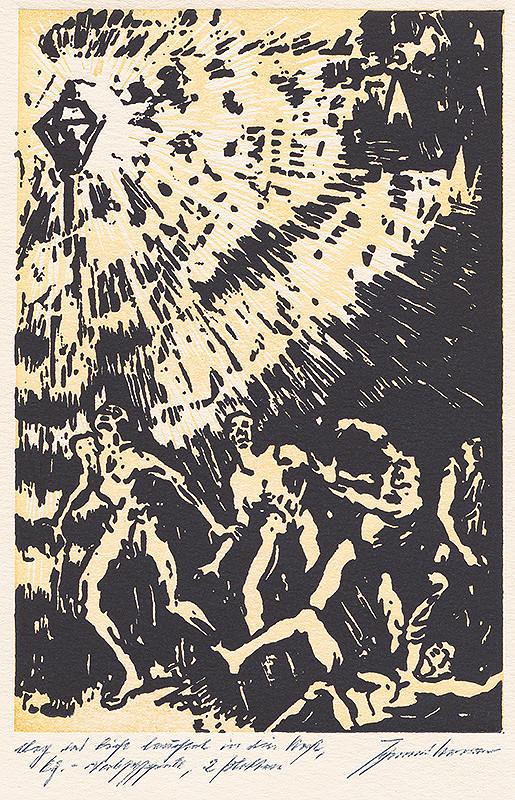 Johannes Brauer - Doch das licht leuchtet in die Nacht