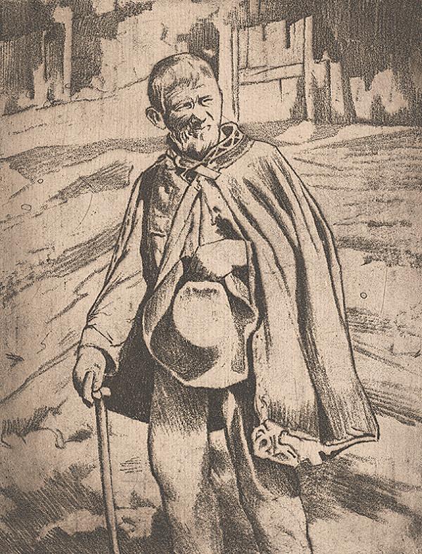 Viktor Hermély – Žobrák