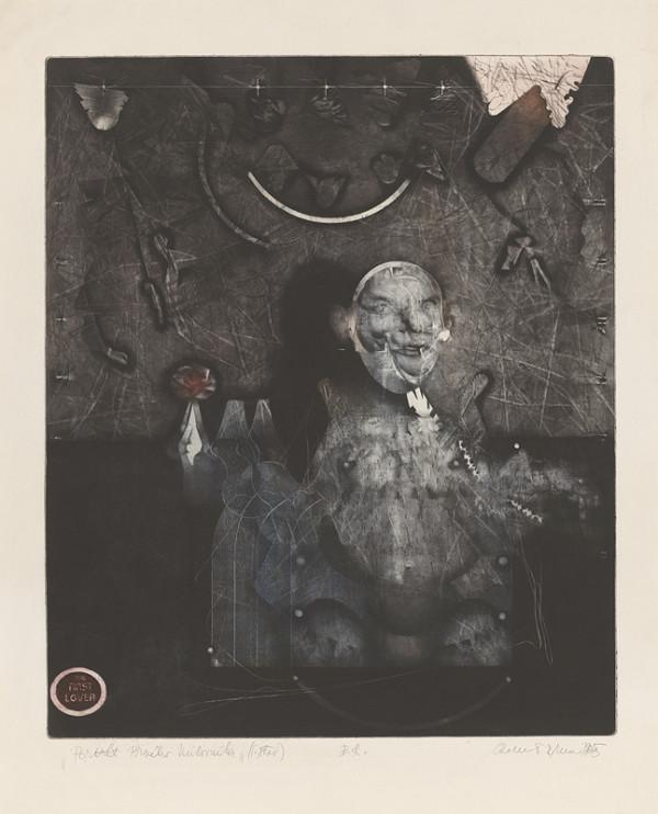 Róbert Brun – Portrét prvého milovníka