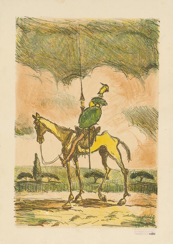 Cyprián Majerník - Don Quichot