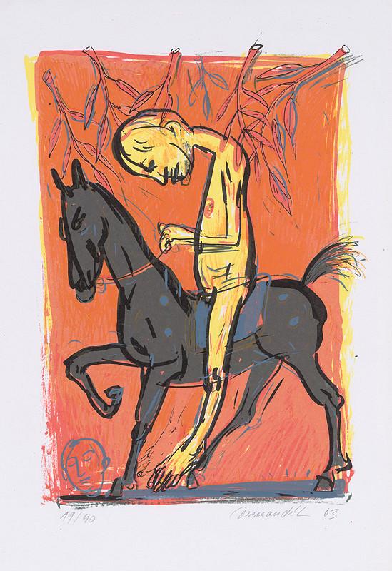 Marek Ormandík – Muž na koníku