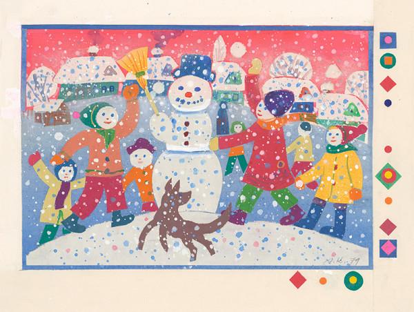 Alojz Klimo - Zimné radosti