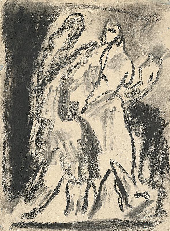 Koloman Sokol – Štúdijná kresba