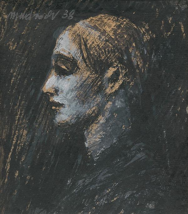 Ján Mudroch – Hlava ženy II.