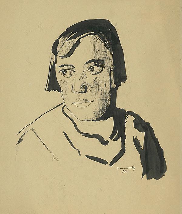Ladislav Čemický – Hlava ženy
