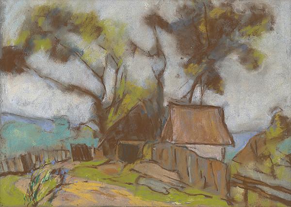 Zolo Palugyay – Chalupa so stromami