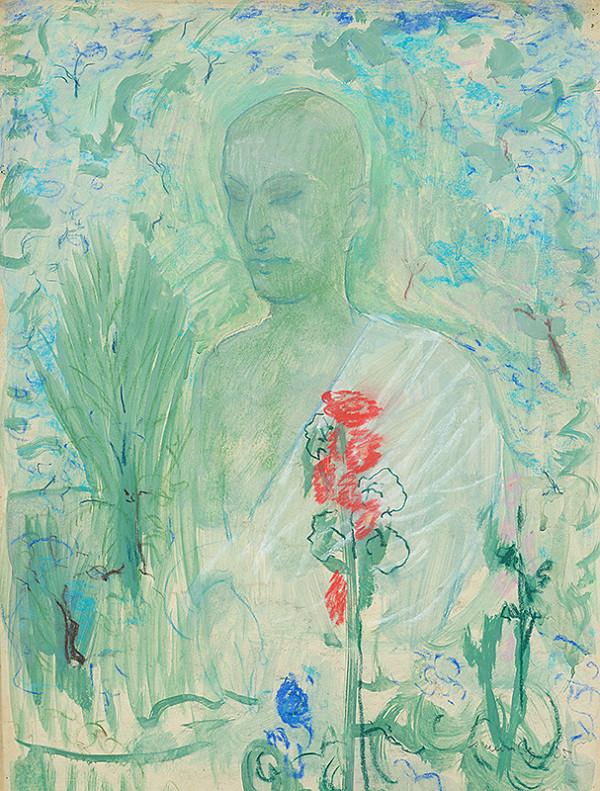 Ladislav Čemický – Muž v kvetoch