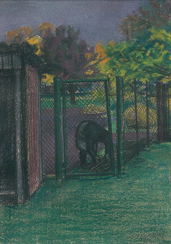 Ivan Rumanský – Jeseň v záhrade
