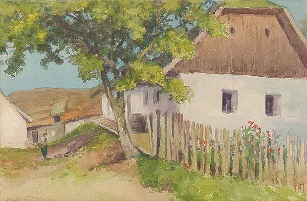 Ľudovít Čordák - Slovenská dedina