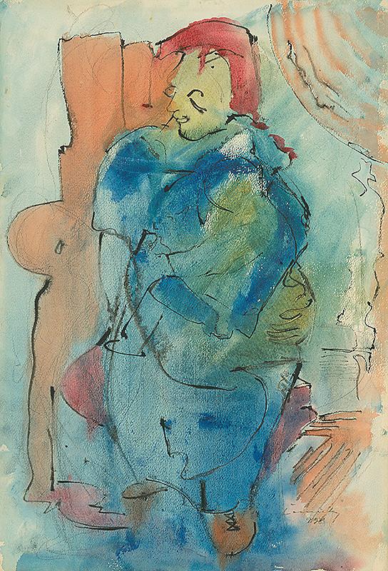 Ladislav Čemický – V kresle