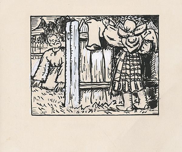 Jan Hála - Pri plote