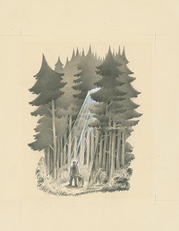 Aurel Kajlich - V lese