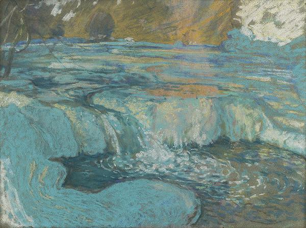Peter Július Kern – Piesen zimy
