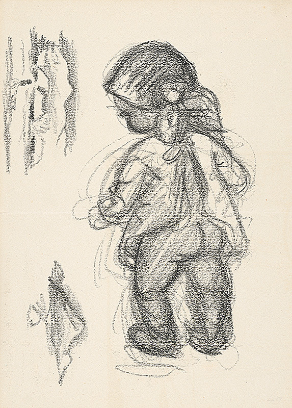 Jan Hála – Dievčatko v kabanke