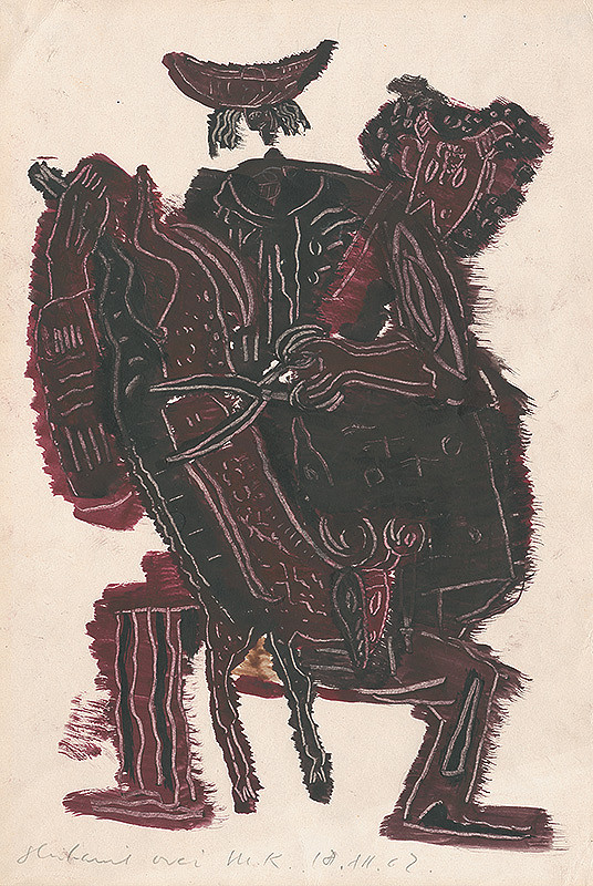 Miroslav Ksandr – Strihanie oviec