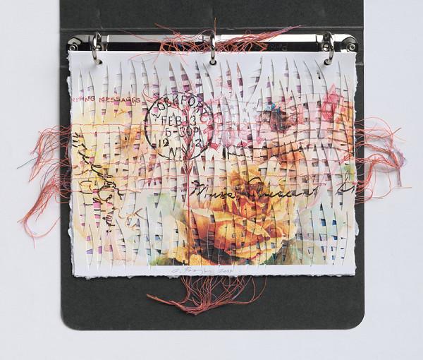 Jozef Bajus – TO MY VALENTINE POSTCARD #3