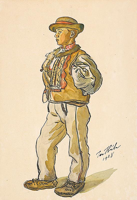Jan Hála - Krojovaný chlapec