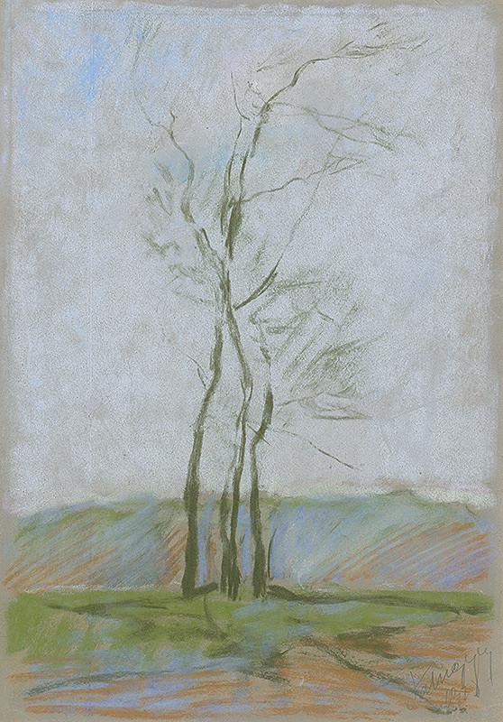 Zolo Palugyay – Zelené stromy