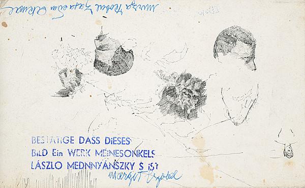 Ladislav Mednyánszky – Štúdia stromov