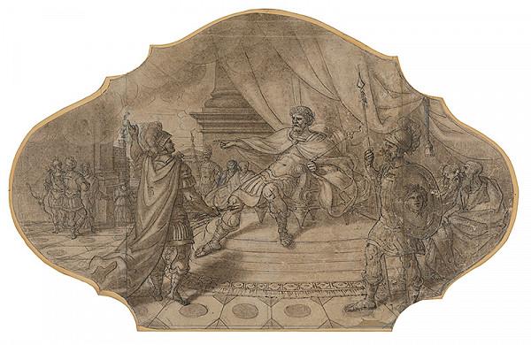 Rakúsky autor z 18. storočia – Kráľ Šalamún