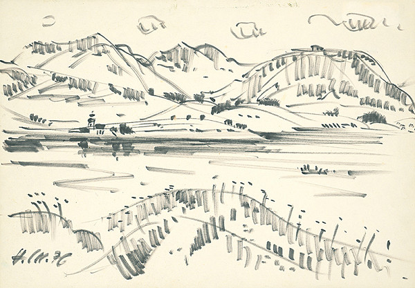 Vojtech Mensatoris – Vodné dielo L.Mara IV.