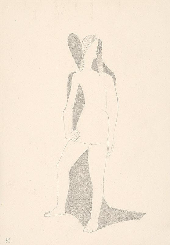 Ester Šimerová-Martinčeková – Ženská figúra