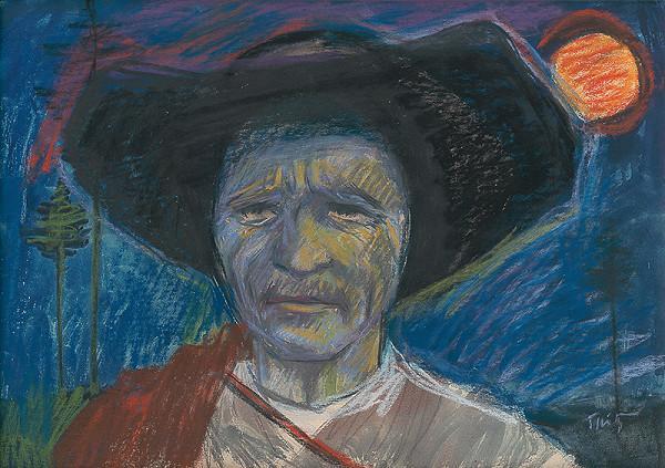 Ernest Špitz – Bača z Oravy
