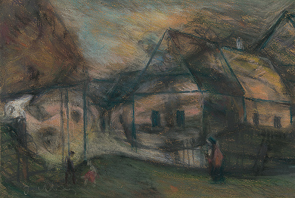 Janko Alexy - Na dedine