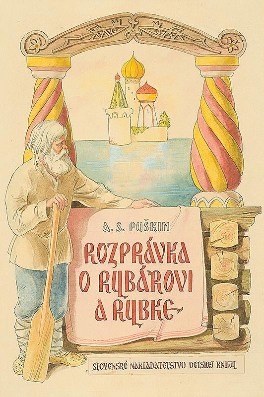 Fedor Klimáček - O rybárovi a rybke - obálka