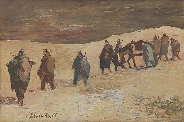 Vincent Hložník – Na pochode
