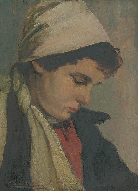 Ľudovít Čordák – Portrét ženy