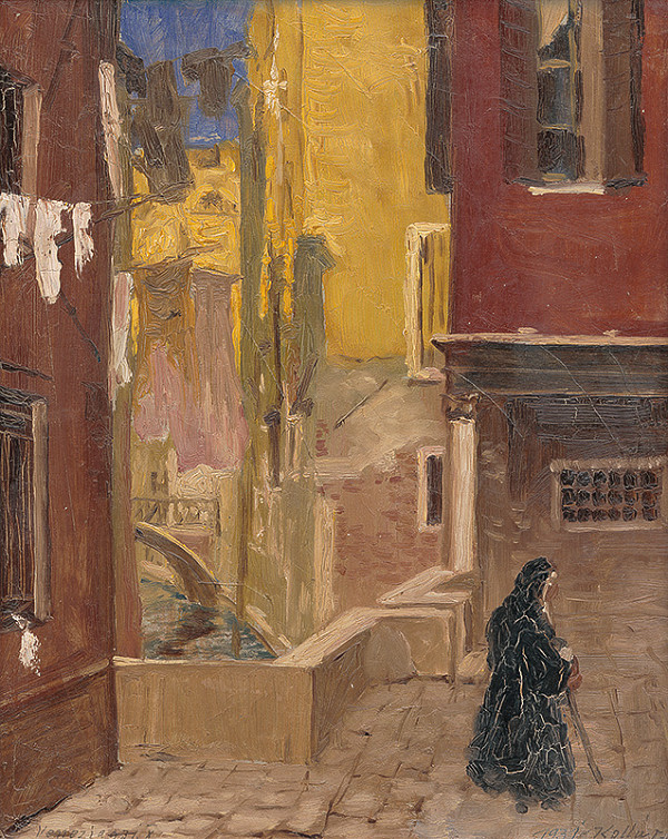 Jozef Kollár – Venezia