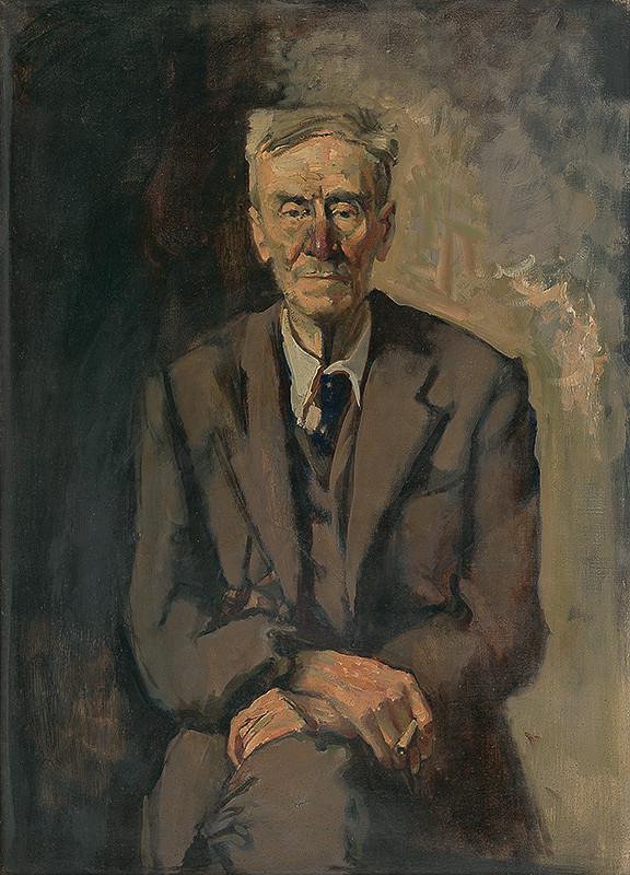 Ladislav Čemický – Portrét otca