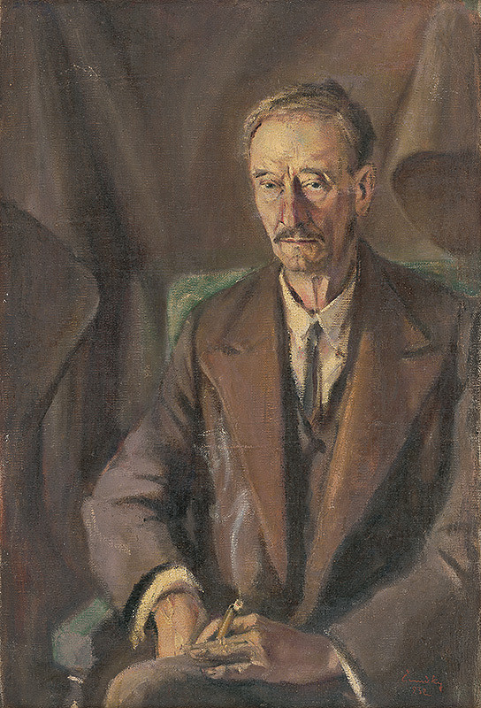 Ladislav Čemický - Otec