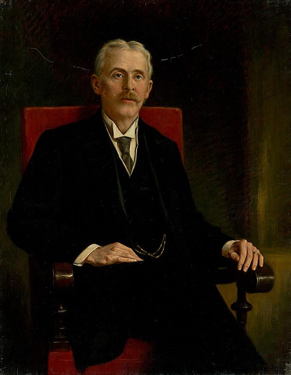 Eduard Ballo – Portrét Andreja Žuffu st.