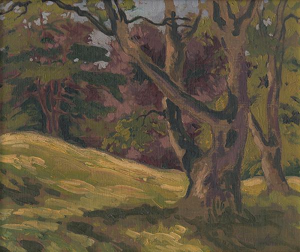 Edmund Gwerk – Interiér lesa