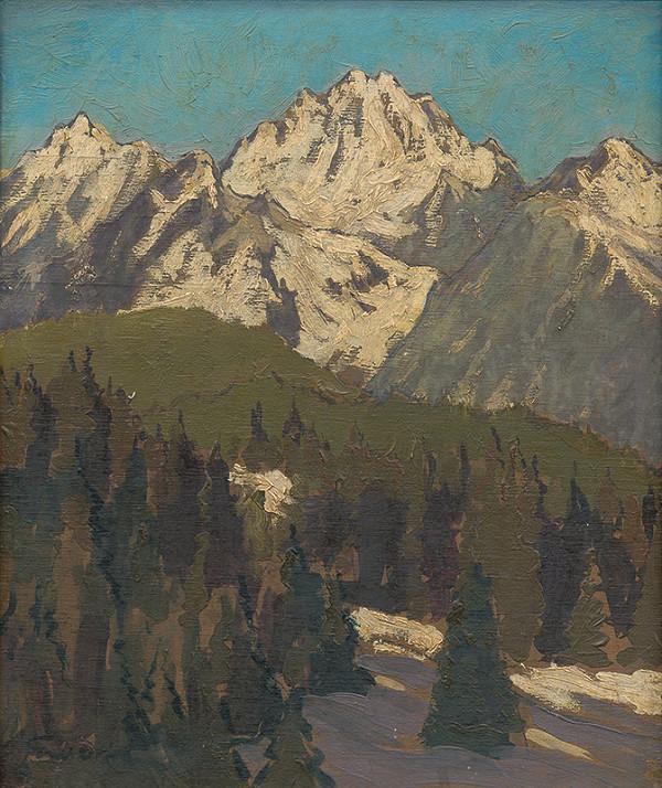 Edmund Gwerk - Z Vysokých Tatier