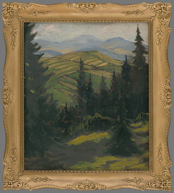 Edmund Gwerk – Liptovská krajina