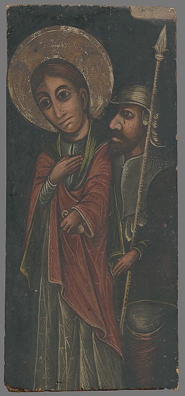 Slovenský maliar z 2. polovice 18. storočia – Svätec