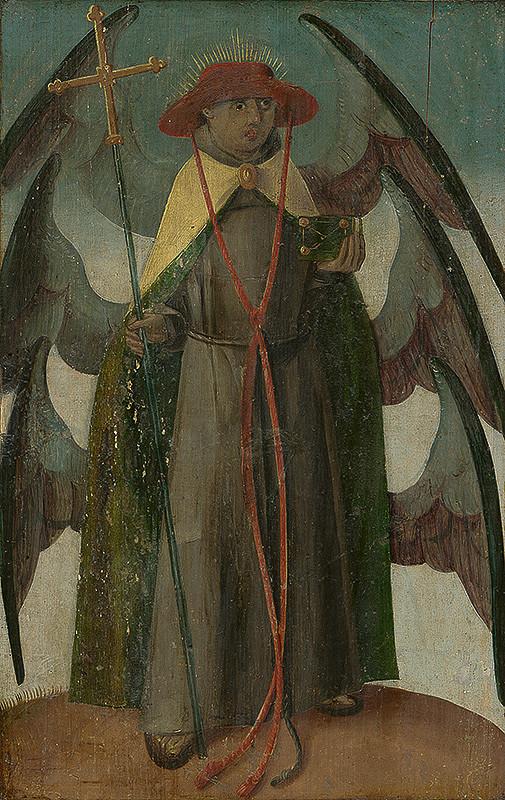 Slovenský maliar z 2. polovice 17. storočia – Svätec