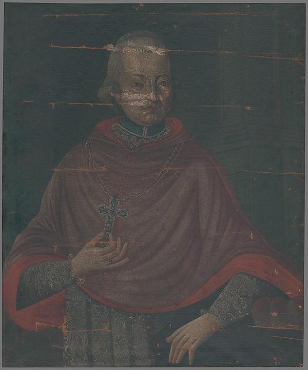 Stredoeurópsky maliar z 18. storočia – Portrét Ignatiusa Voronicckého