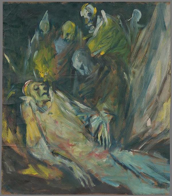 Vincent Hložník - Smrť klauna