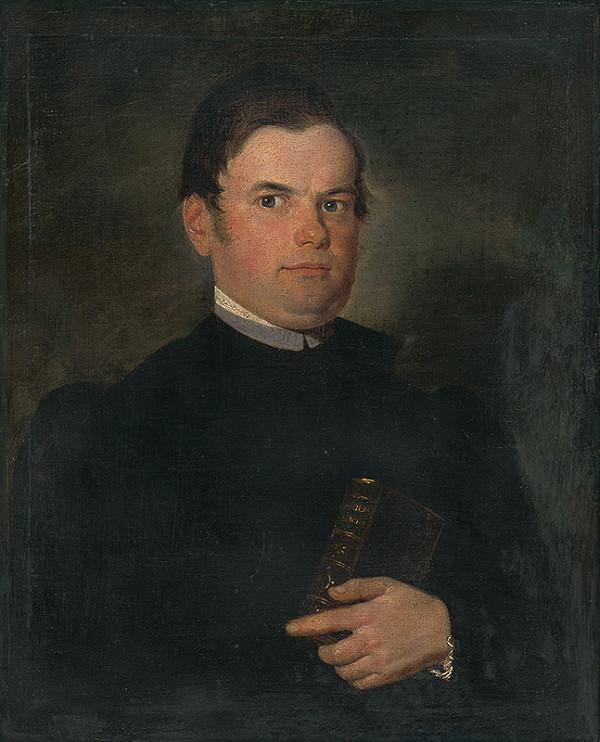 Jozef Božetech Klemens – Podobizeň Josefa Munkaya