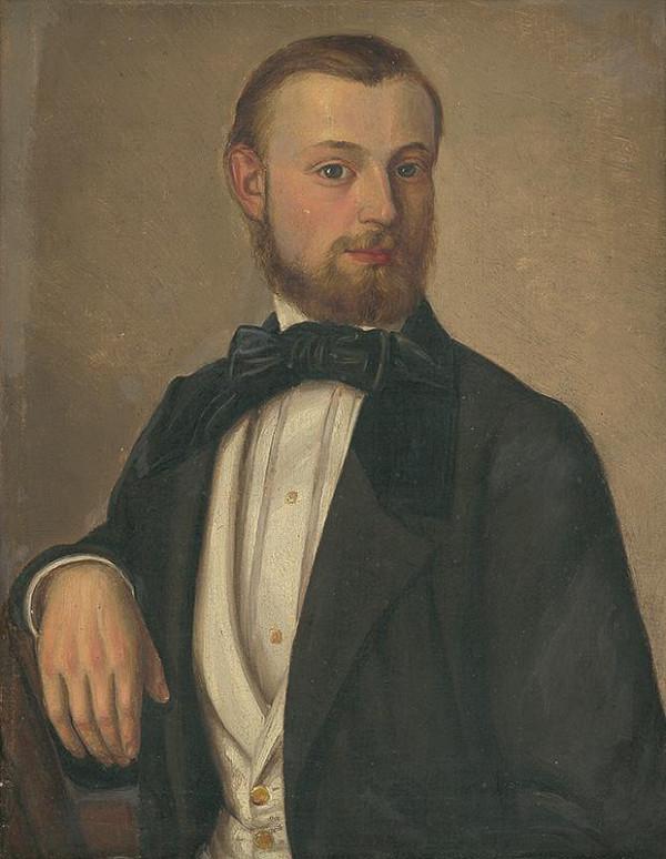 Peter Michal Bohúň - Portrét doktora Šefranku